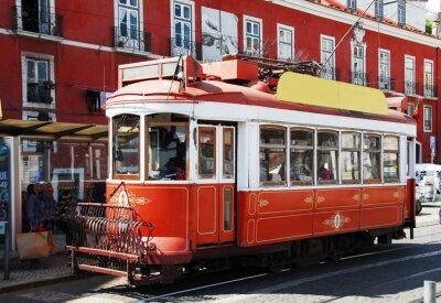 Adesivo Strassenbahn a Lisbona