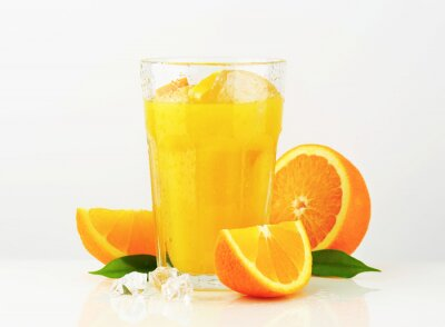 Adesivo Succo d'arancia