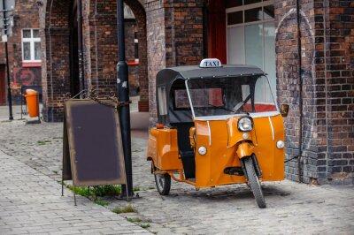 Adesivo Taxi