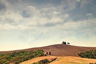 Adesivo Temporale sulla Toscana