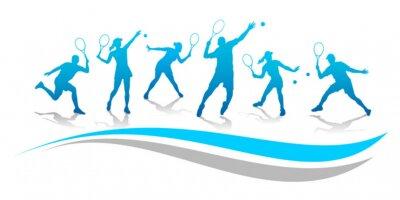 Adesivo Tennis - 174