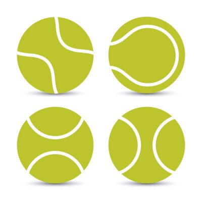 Adesivo Tennis progettazione
