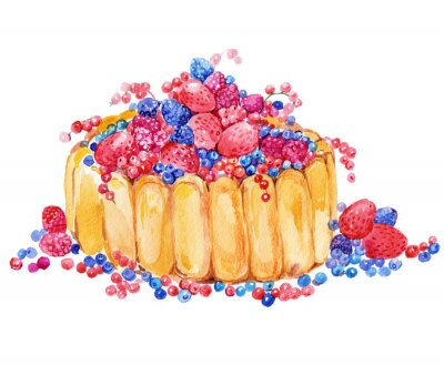 Adesivo torta
