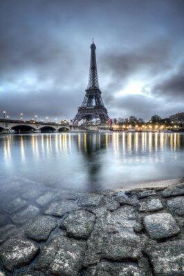 Adesivo Tour Eiffel - Parigi - Francia