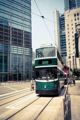 Adesivo tram a hong kong