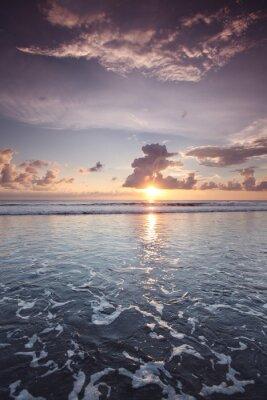Adesivo Tramonto a Bali