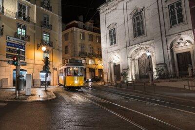 Adesivo Tramway Lisbonne Portogallo