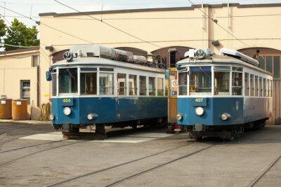 Adesivo Tranvia di Opicina, Trieste