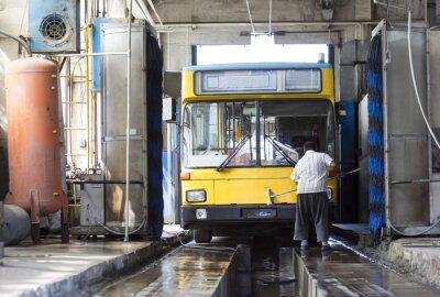 Adesivo Trolley deposito