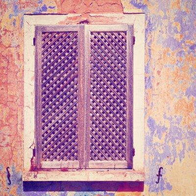 Adesivo Vecchia facciata