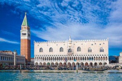Adesivo Venezia Piazza San Marco in Italia
