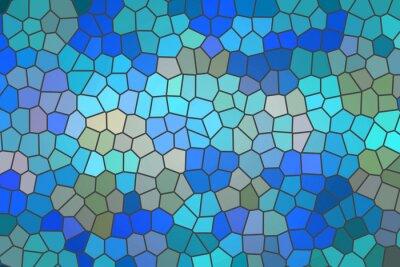 Adesivo vetro colorato