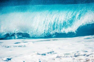Adesivo 激 し い 大 波, ハ ワ イ の ノ ー ス シ ョ ア