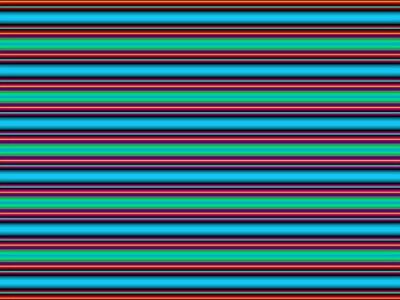 Adesivo Абстрактный яркий фон с полосами.