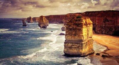 Carta da parati 12 apostoli in Australia