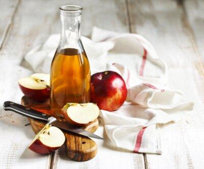 Carta da parati aceto di mele