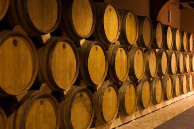 Carta da parati Armenia, botti cognac