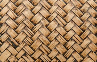 Carta da parati artigianato bambù tessere texture per lo sfondo