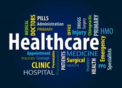 Carta da parati Assistenza Sanitaria