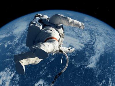 Carta da parati Astronauta
