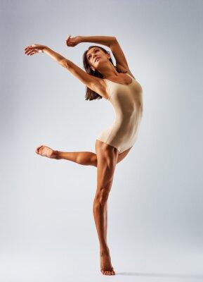Carta da parati ballerina ballerina