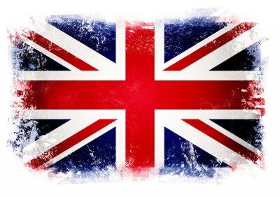 Carta da parati Bandiera del Regno Unito