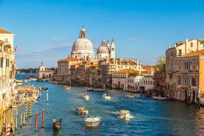 Carta da parati Basilica di Santa Maria della Salute a Venezia