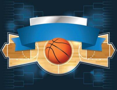 Carta da parati Basketball Tournament