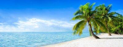 Carta da parati Beach vacanze panoramica d'estate