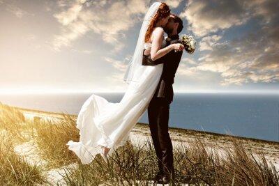 Carta da parati Beach Wedding