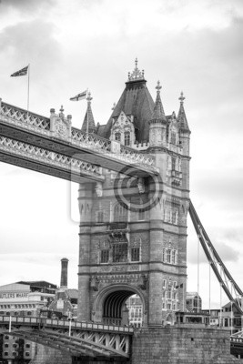 Carta da parati Bella vista del Tower Bridge