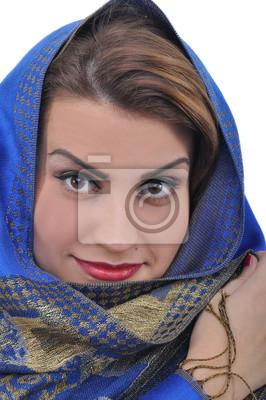 Carta da parati: Belle donne arabe