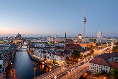 Carta da parati Berlino