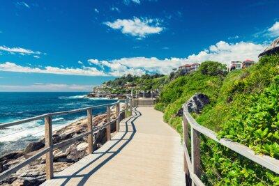 Carta da parati Bondi Beach a Sydney, Australia