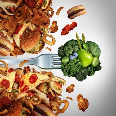 Carta da parati Breakthrough Diet Salute