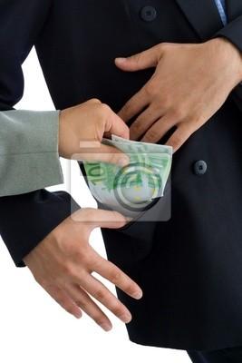 Carta da parati Bribe