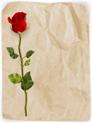 Carta da parati Buon San Valentino sfondo. EPS 10