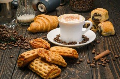Carta da parati Caffè e pasticceria