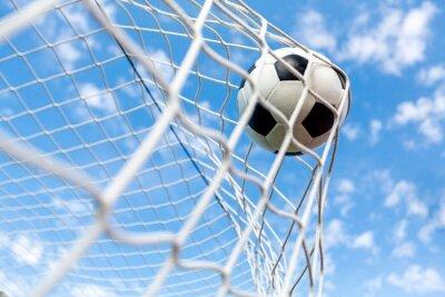 Carta da parati Calcio, Goal, Pallone da calcio.