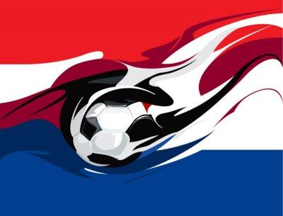 Carta da parati calcio olandese