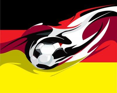 Carta da parati calcio tedesco