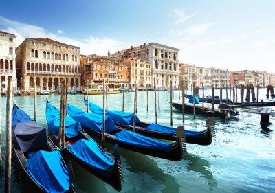 Carta da parati Canal Grande, Venezia, Italia