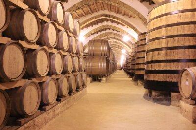 Carta da parati cantina Florio vino di Marsala