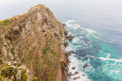 Carta da parati Cape Point vicino al Capo di Buona Speranza Sud Africa