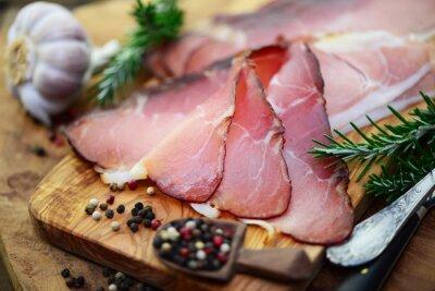 Carta da parati Carne