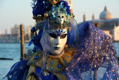 Carta da parati Carnevale di Venezia