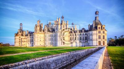 Carta da parati Castello di Chambord