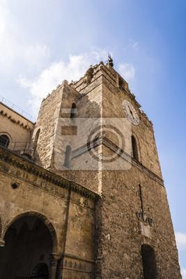 Carta Da Parati A Palermo.Carta Da Parati Cattedrale Di Santa Maria Nuova Monreale Palermo Sicilia