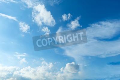 Carta da parati Cielo, il cielo blu