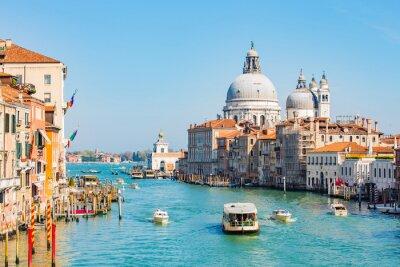 Carta da parati Cielo notturno a Venezia, Italia